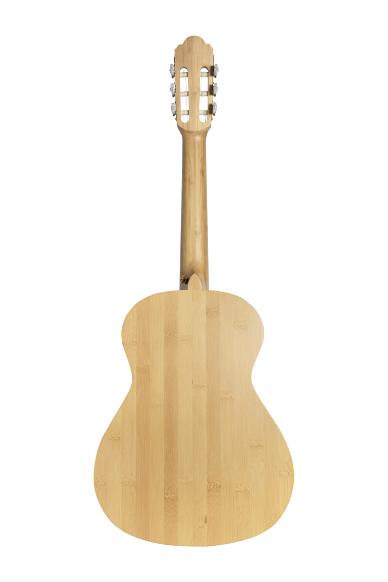 Bamboo Acoustic Guitar