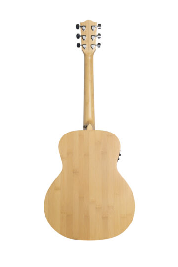 Bamboo Acoustic Guitar with Eq