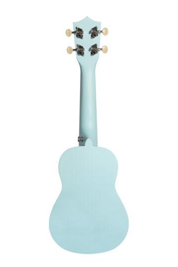 Ukulele Studio Light Blue Soprano