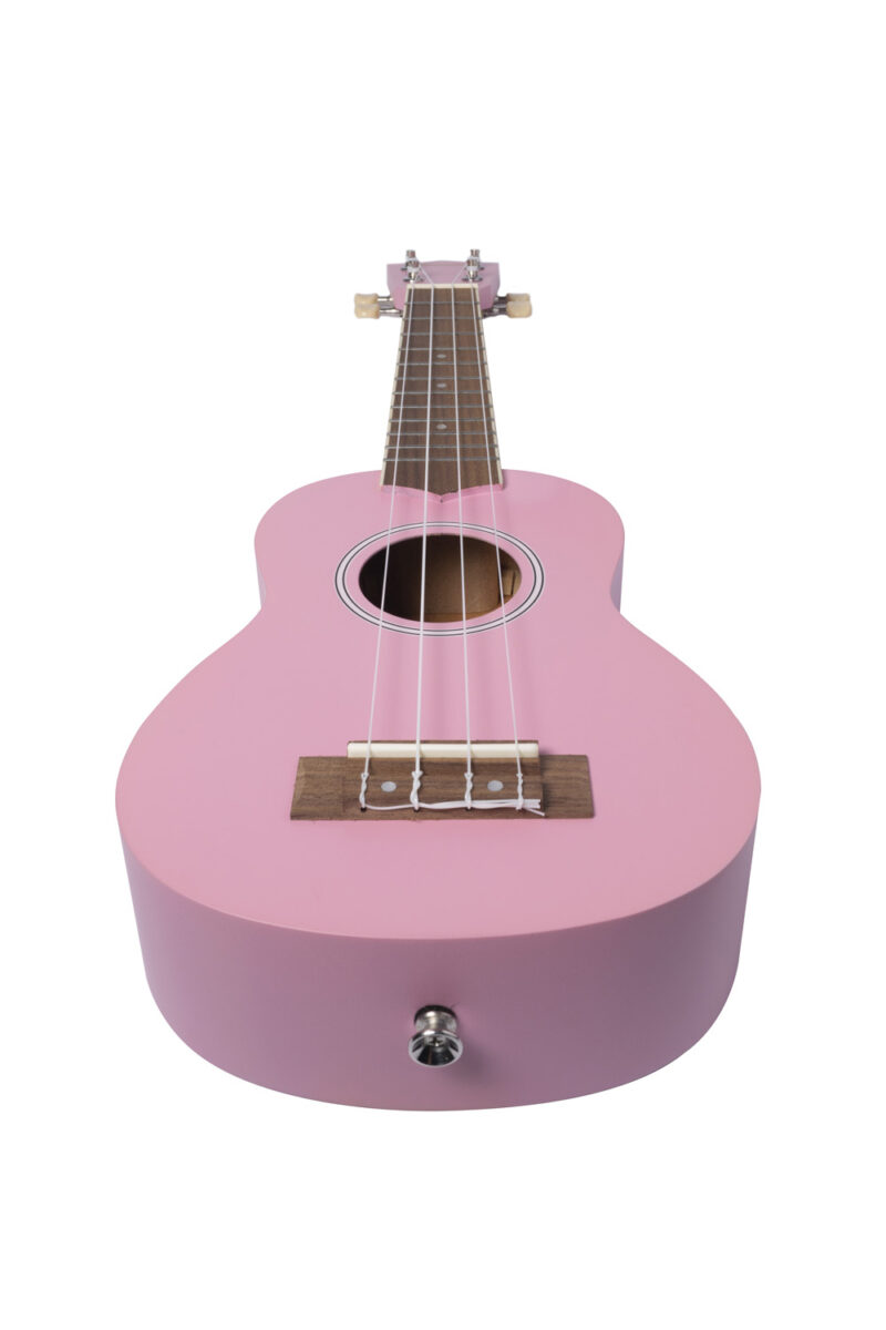 Ukulele Studio Light Pink Soprano