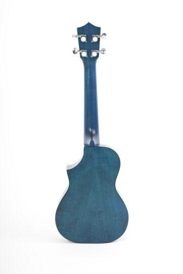 Ukulele Blossom Blue Concert