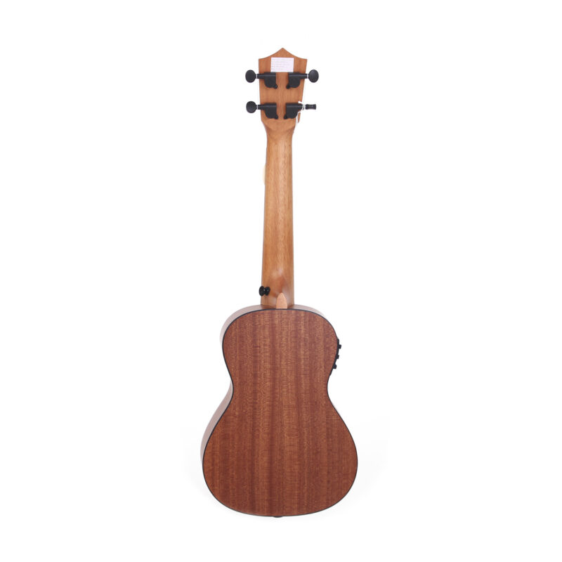 Ukulele Natural Classic Concert with Eq